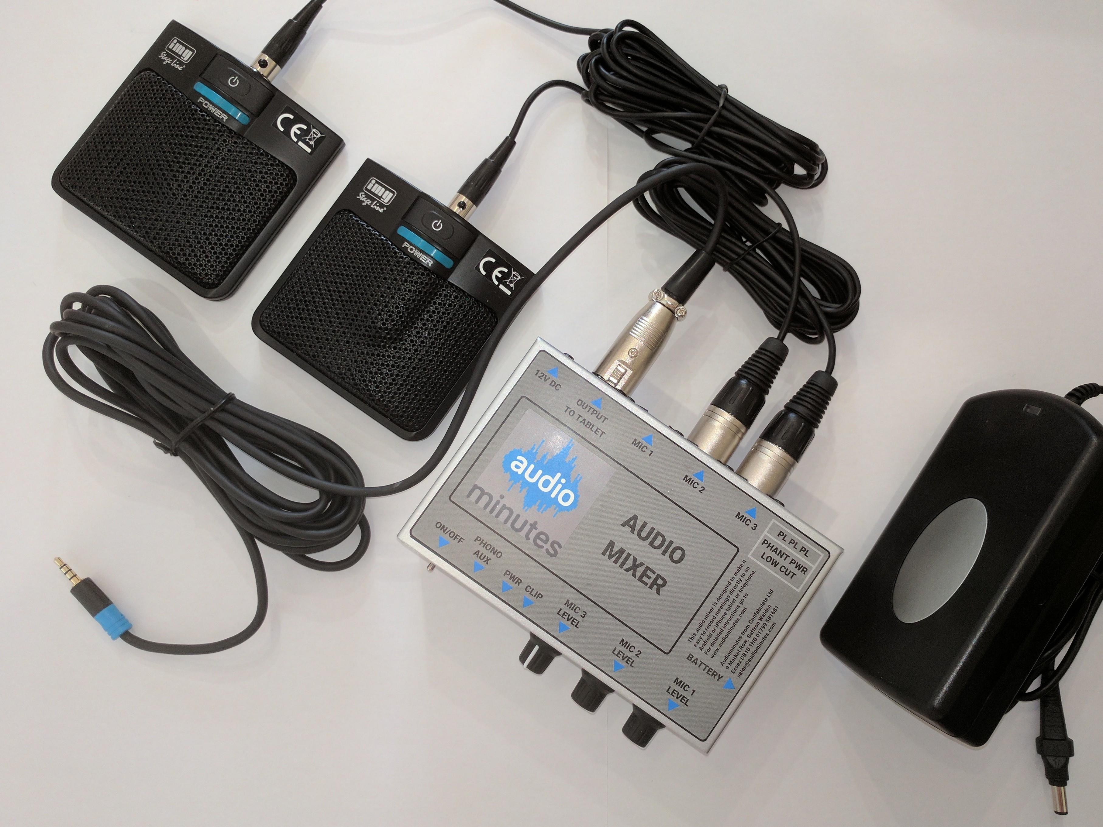 recording kit